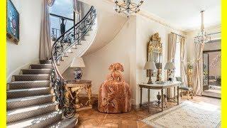 Steve Mnuchin House Tour $32000000 Treasury Secretary Luxury Lifestyle 2018