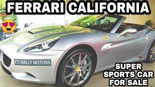 FERRARI CALIFORNIA SPORTS CAR FOR SALE | SUPER LUXURY CARS AT REASONABLE PRICES | JD VLOGS DELHI