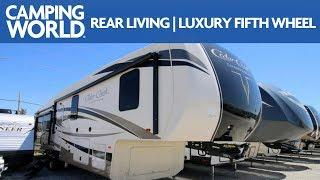 2018 Forest River Cedar Creek Champagne 38EL | Luxury Fifth Wheel - RV Review: Camping World