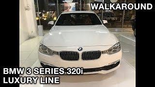 BMW 3 Series 320i Luxury Line [F30] - Exterior & Interior Walkaround