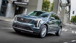 2019 Cadillac XT4 Luxury AWD – Exterior, Interior, Driving Scenes