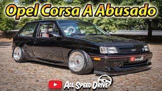 Opel Corsa A *Bem Abusado* | AllSpeedDrive