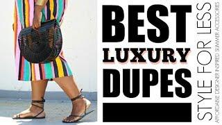 BEST SUMMER DESIGNER DUPES I LUXURY LOOK FOR LESS I PRIME DAY HAUL I PLUS SIZE FASHION