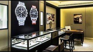 Luxury Watch Shopping Wonderland in Bangkok, Thailand