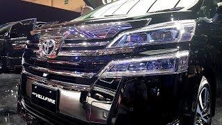ALL NEW TOYOTA VELLFIRE | IN DETAILS | GREAT LUXURY MPV