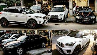 Luxury Cars under 1 Lakhs????| AUDI, Mercedes, Fortuner | DELHI | Tushar 51NGH