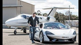 Life of An Stock Market Trader - Billionaire Lifestyle #2
