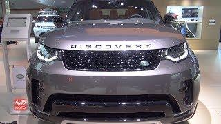 2018 Land Rover Discovery HSE Luxury V6D - Exterior And Interior Walkaround - 2018 Paris Motor Show