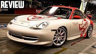 GT SPORT - 2001 Porsche 996 GT3 REVIEW