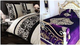 Multicolored Handmade Luxury Bedsheets/Sindhi Tukri ralli Rally Cotton Bed Set
