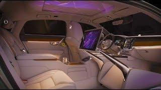 Volvo S90 Ambience - New Vision of next level of luxury