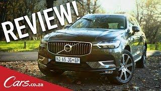 Volvo XC60 D5 Review - Better than the XC90?