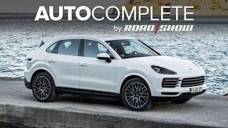 AutoComplete: Porsche isn't stopping at the Taycan, large SUV coming