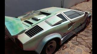 60 Abandoned Supercars and Luxury cars around the World Part.47 - Ferrari Lamborghini Bentley Rolls