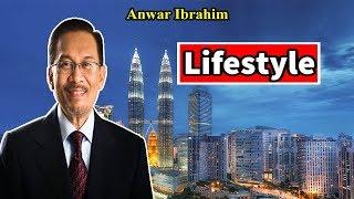 Anwar Ibrahim Luxurious Lifestyle,House, Car, Family, Daughter's, Wife, Biography  2018