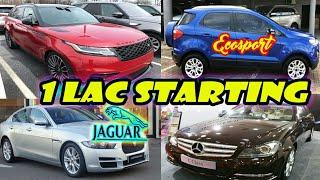Premium Luxury Cars  ???????? | Exchange Any Car Into Jaguar | Ecosport, Range Rover,Mercedes etc
