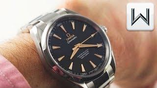 Omega Seamaster Aqua Terra 150M 41.5mm (231.10.42.21.01.006) Luxury Watch Review