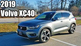 2019 Volvo XC40 Review - One of the Best Compact Luxury SUVs