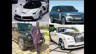 Les Voitures De Maitre Gims [Luxury Cars Collection] 2018