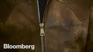 How a Luxury Leather Jacket is Made
