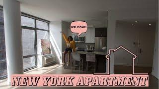 NEW YORK LUXURY EMPTY APARTMENT TOUR
