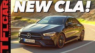 2020 Mercedes-Benz CLA Revealed: Top 5 Things You Need to Know!