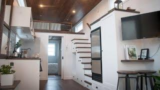 Gorgeous Luxury Laurier Tiny House Has Absolutely Everything