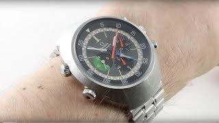 Omega Flightmaster (VINTAGE!) 145.013 Luxury Watch Review