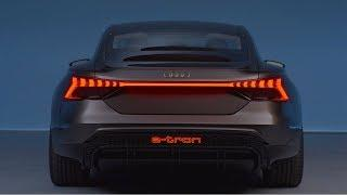 2020 Audi E-Tron GT Design - Luxury Electric Sedan with Porsche DNA