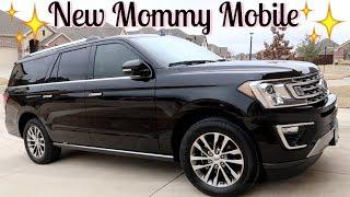 NEW CAR TOUR! | Ford Expedition Limited Max | Tara Henderson