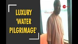 Luxury 'water pilgrimage' on Ganga: UP CM inaugurates 5-star cruise line Alaknanda in Varanasi