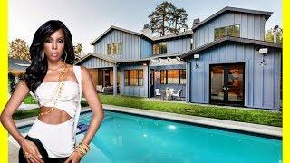 Kelly Rowland House Tour $3450000 Mansion Luxury Lifestyle 2018