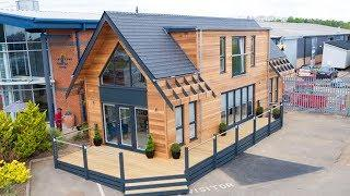 Amazing Luxury The Loft Two-Storey Holiday Home by Tingdene