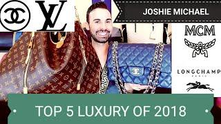 TOP 5 Best LUXURY Purchases of 2018 || JM
