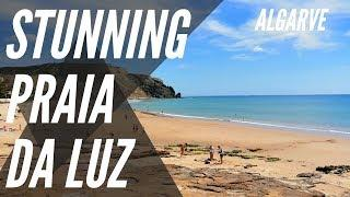 PRAIA DA LUZ | Beach Walking around | Algarve Luxury Concierge Vlog