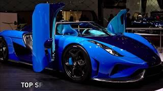 Top 10 most expensive and fastest cars in the world 2019-2020