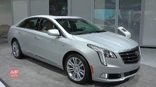 2019 Cadillac XTS Luxury 3.6 - Exterior And Interior Walkaround - 2018 LA Auto Show