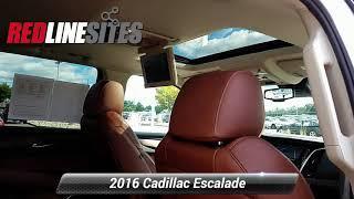 Used 2016 Cadillac Escalade Premium Collection, ,  DEMO397226