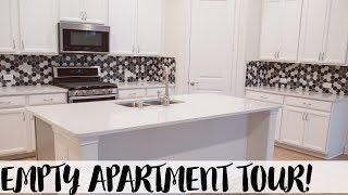 EMPTY HOUSE TOUR!!| LUXURY APARTMENT