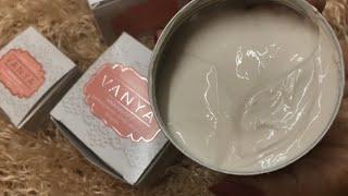 Luxury skin care products????  Vanya skincare review