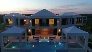 Triton Luxury Villa - Long Bay Beach