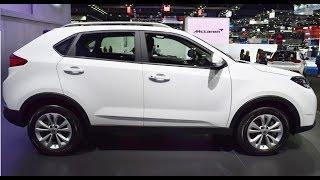 TATA Nexon को पीछे छोड़ देगी MG GS Compact SUV देखे इंटीरियर Exterior Price को