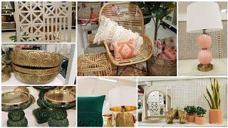 SHOP WITH ME: TARGET  | TROPICAL GIRLY GLAM | SUMMER VIBES LUXURY HOME DECOR IDEAS  | MAY  2018