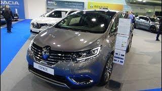 2019 Renault Espace Initiale Paris Energy TCe 225 - Ext. + Interior - Auto Zürich Car Show 2018
