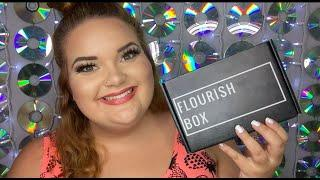 THREAD AND FLOURISH LUXURY SUBSCRIPTION BOX UNBOXING