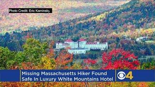 Missing Hiker Found At Luxury White Mountains Hotel