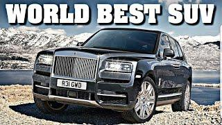 Check out the Rolls-Royce Cullinan (2019) - Ultra-Luxury SUV!