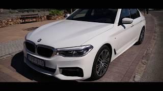 Autósmozi teszt: BMW 540d xDrive Luxury - nehéz nem szeretni.
