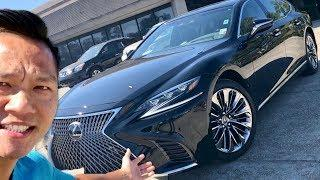 2019 Lexus LS 500 FULL REVIEW - ULTIMATE LUXURY SEDAN
