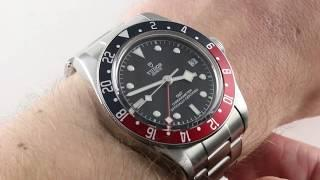 Tudor Black Bay GMT 79830RB Luxury Watch Review